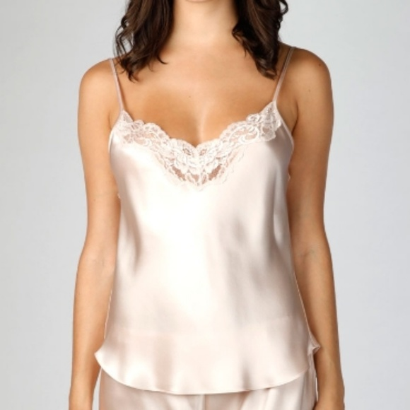 c8d6a92042b9 Christine Lingerie Other - Christine Lingerie - Saks Fifth Ave Silk Camisole
